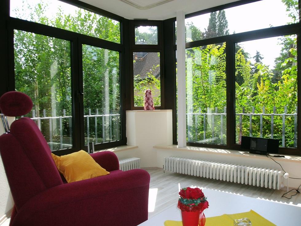 Baccara Nr 7 im Haus Roseneck Ferienwohnungen Bad